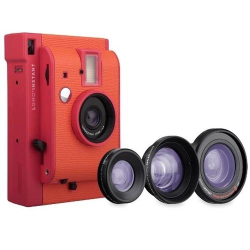 Lomography Lomo'Instant Camera & 3 Lenses (Marrakesh)
