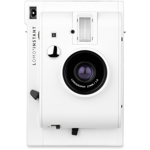 Lomography Lomo'Instant Camera (White)
