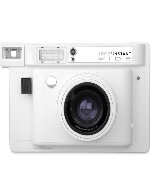Lomography Lomo'Instant Wide Camera (White)