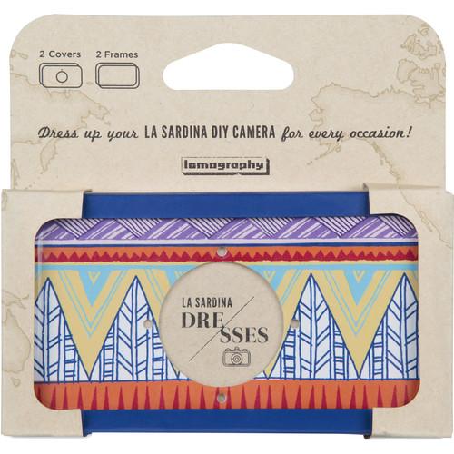 Lomography La Sardina Dress (Triangle Tryst)