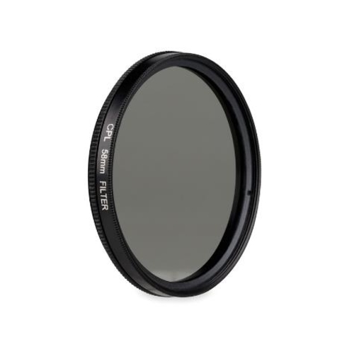 Petzval 58mm CPL Filter