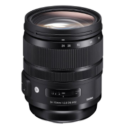 Sigma 24-70mm f/2.8 DG OS HSM Art for Canon