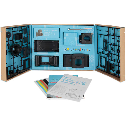 Lomography Konstruktor Flash SLR DIY Kit