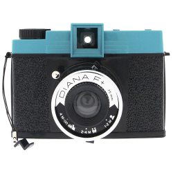 Lomography Diana F+ Medium Format Camera Without Flash