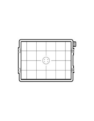 Hasselblad Focusing Screen H4D-60 Grid