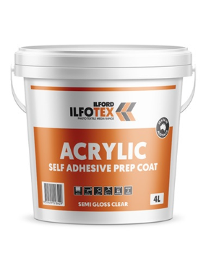 Ilford Ilfotex SA Prep Coat Semi Gloss 4L