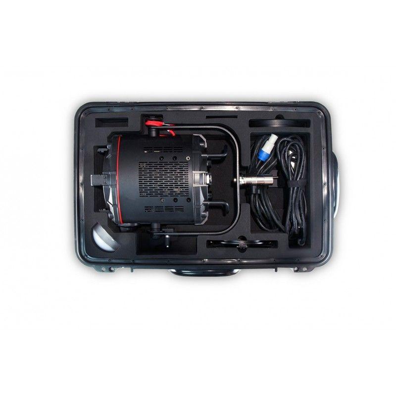 Fiilex K152: 1 Q500-DC Light Travel Kit