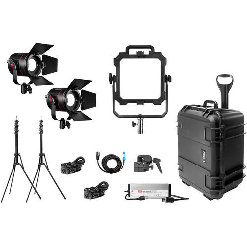 Fiilex X316 Gaffer's Kit (1x Matrix, 2x P360 Pro Plus)