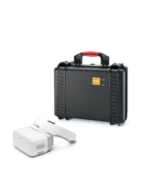 HPRC 2460-01 - Hard Case for DJI Goggles