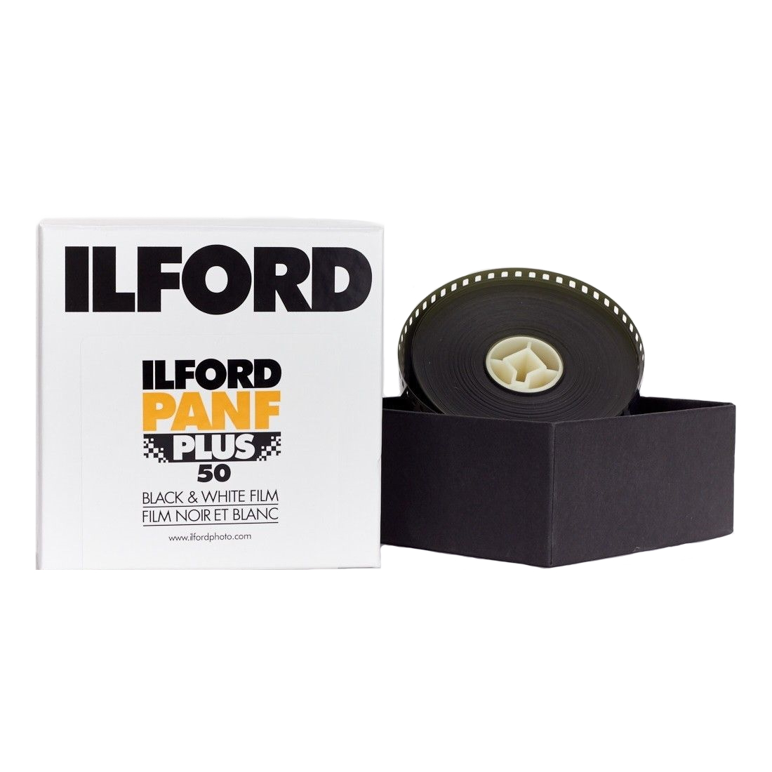 Ilford Pan F Plus ISO 50 35mm x 30.5m Black & White Film