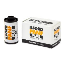 Ilford Pan F Plus ISO 50 35mm 36 Exposure Black & White Film