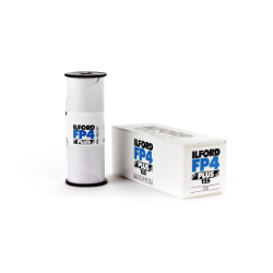 Ilford FP4 Plus ISO 125 120 Roll Black & White Film