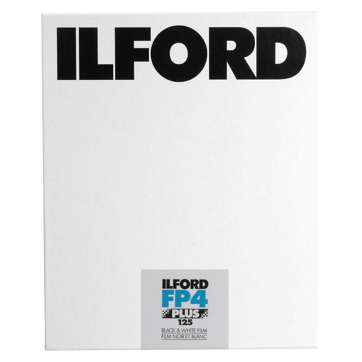 Ilford FP4 Plus ISO 125 8x10