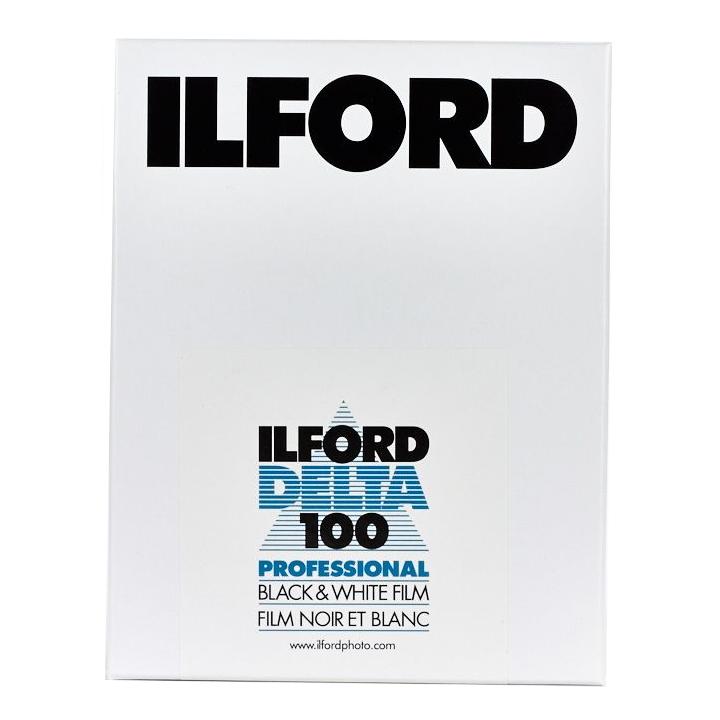 Ilford Delta 100 ISO 100 4x5