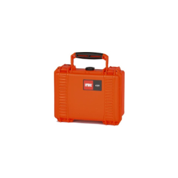 HPRC 2100 - Hard Case with foam (Orange)