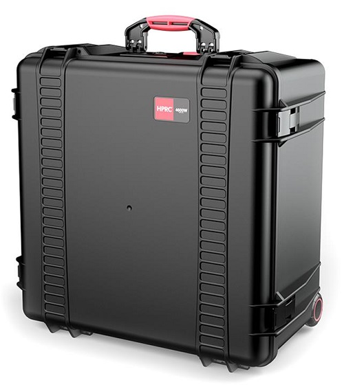 HPRC 4600W - Wheeled Hard Case Empty (Black)