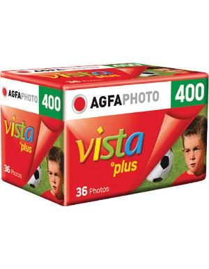 Agfa VISTA+ 400 135 / 36 Exposure Colour Negative Film