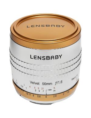 Lensbaby Velvet 56mm f/1.6 Limited Edition Lens for Nikon F