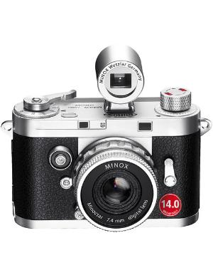 Minox DCC Classic 14MP Camera (Silver)**