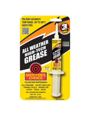 Shooter's Choice 10cc Synthetic All-Weather High-Tech Gun Grease