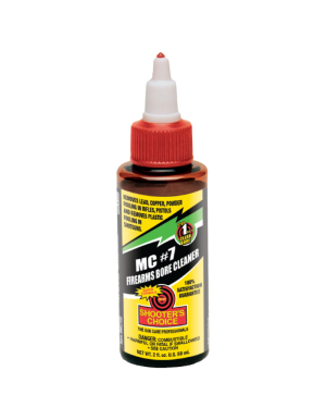 Shooter's Choice 59ml (2oz) MC7 Bore Cleaner & Conditioner