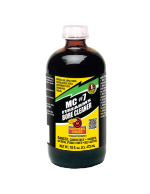 Shooter's Choice 473ml (16oz) MC7 Bore Cleaner & Conditioner