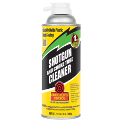 Shooter's Choice 340g (12oz) Shotgun & Choke Tube Cleaner Aerosol