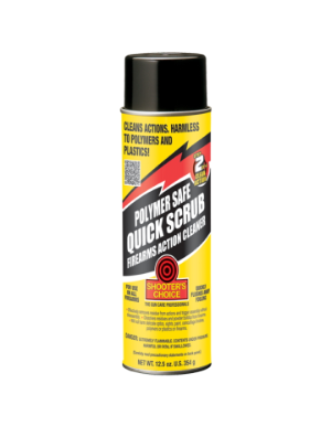 Shooter's Choice 354g (12.5oz) Polymer Safe Quick-Scrub Aerosol
