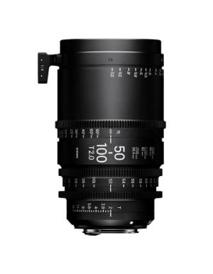 Sigma 50-100mm T2 Canon EF Mount Cine Lens