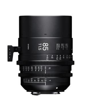 Sigma 85mm T1.5 Canon EF Mount Cine Lens