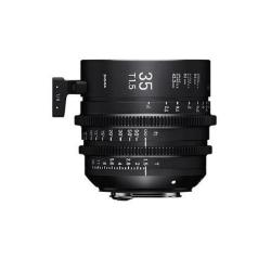 Sigma 35mm T1.5 Canon EF Mount Cine Lens