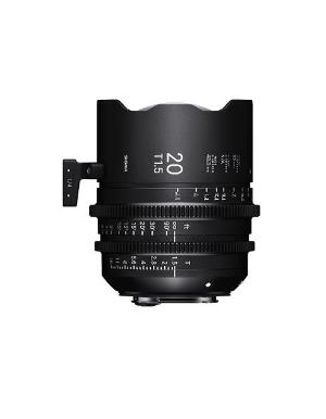 Sigma 20mm T1.5 Canon EF Mount Cine Lens