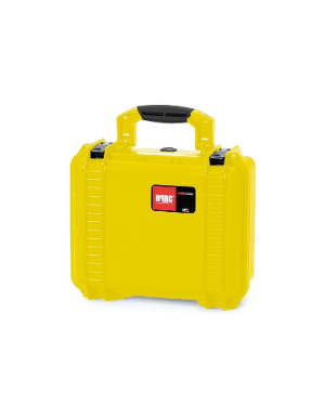 HPRC 2300 - Hard Case with Cubed Foam (Yellow)