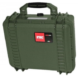 HPRC 2300 - Hard Case with Bag (Olive Green)