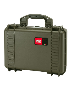 HPRC 2400 - Hard Case with Cubed Foam (Olive Green)**