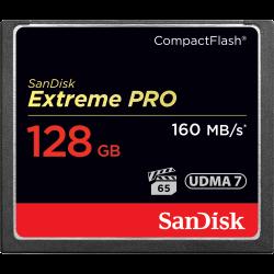 SanDisk Extreme Pro CompactFlash 128GB 160MB/s