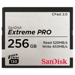 SanDisk Extreme Pro CFast 2.0 256GB 525MB/s