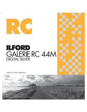 Ilford Galerie Digital Silver RC Pearl 127cmx30m (50