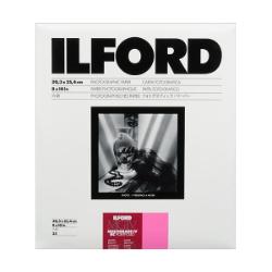 Ilford Multigrade IV RC Portfolio Glossy 20.3x25.4cm 25 Sheets PFOLIO1K