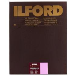 Ilford Multigrade FB Warmtone Glossy 20.3x25.4cm 25 Sheets MGFBWT1K