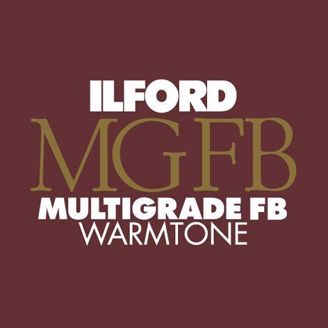 Ilford Multigrade FB Warmtone Glossy 127cmx30m (50