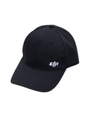 DJI Baseball Cap Black