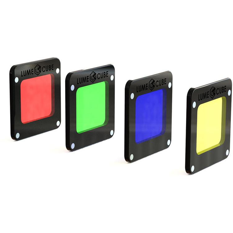 Lume Cube RBGY Color Pack for Light-House