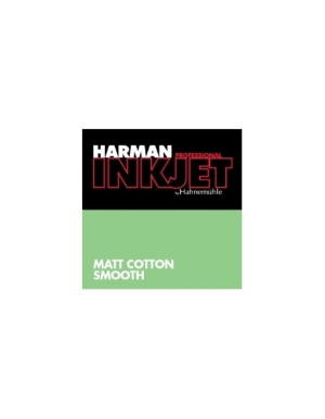 Hahnemuhle Matte Cotton Smooth A2 30 Sheets