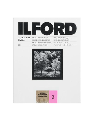Ilfobrom Galerie FB Grade 2 27.9x35.6cm 50 Sheets IGFB21K