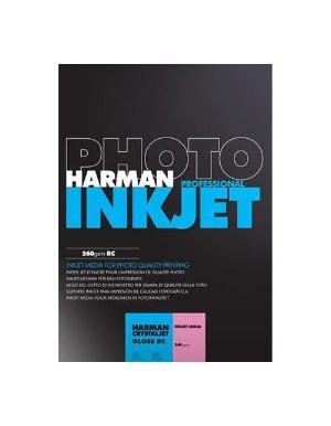 Harman Crystaljet Gloss RC A4 250 Sheets