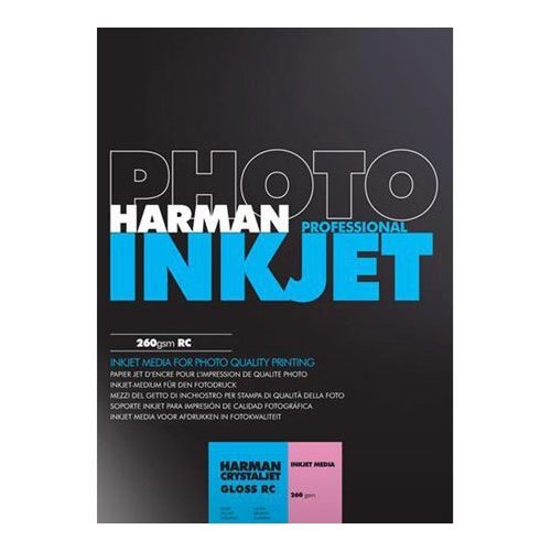 Harman Crystaljet Gloss RC 21x42cm 25 Sheets***