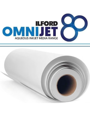 Ilford Omnijet Glossy Photo White Film (190gsm) 42