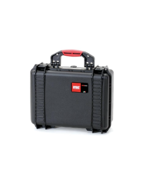 HPRC 2400 - Hard Case with Lid Foam (Black)
