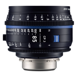Zeiss CP.3 85mm/T2.1  feet Canon EF mount